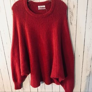 New! Urban Outfitters balloon sleeve sweater